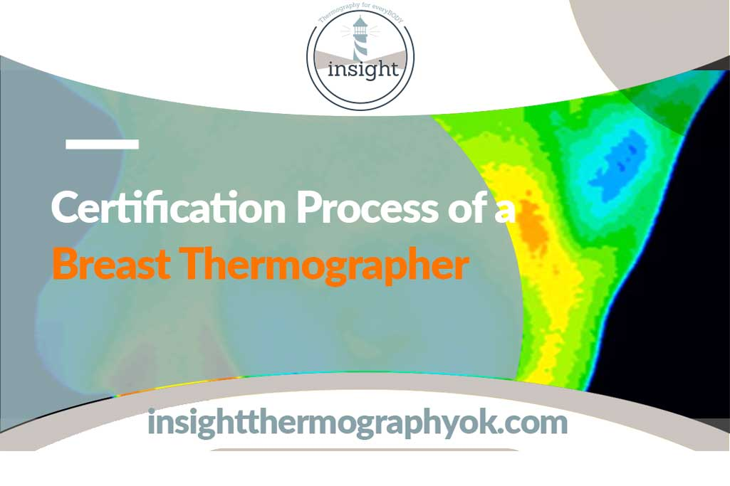 breast thermographer certifications title image