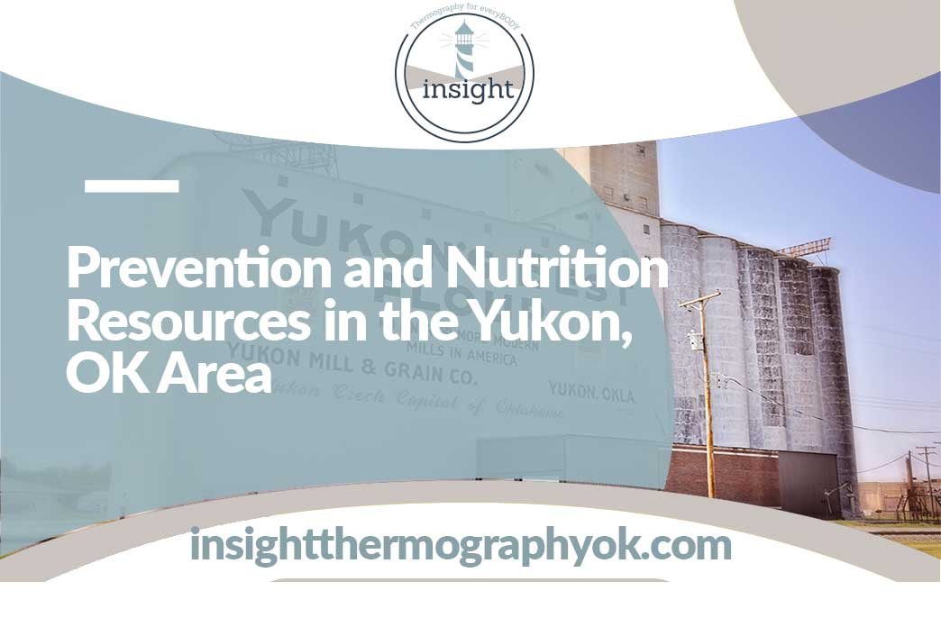 Prevention and Nutrition Resources in the Yukon, OK Area