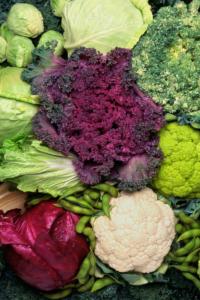 DIM vegetables
