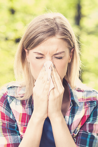 allergies are common not normal